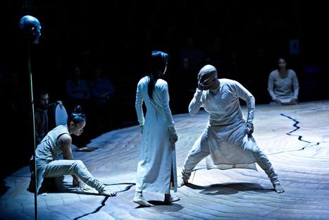 Les fulgurances d'Akram Khan, aux origines de la danse indienne | Danse contemporaine | Scoop.it