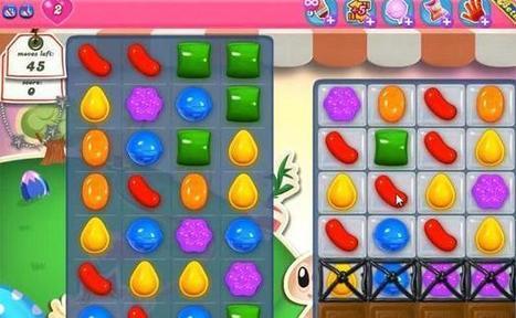 «Candy Crush», le jeu qui rend des millions d'internautes accros | Actualités Web et Réseaux Sociaux | Scoop.it