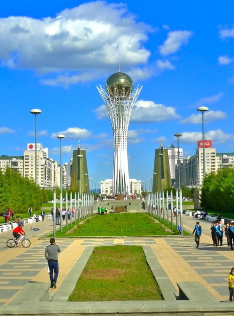 The Legacy Of SOVIET  Architects And Planners In Astana, Kazakhstan | The Architecture of the City | Scoop.it