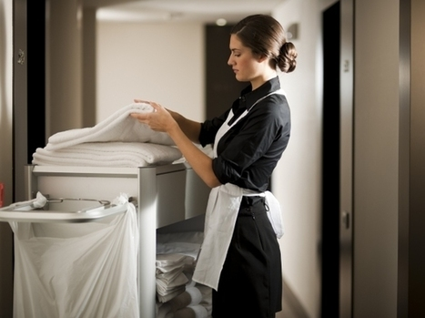 Sustainable Cleaning in Hotels   Green Hotelier   A Clean, Green Home   Scoop.it