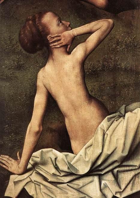 Hans Memling, Last Judgment Triptych (detail),...   Affinities   Scoop.it