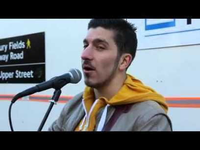 London, Davey Stu Busking - Yellow (Coldplay Cover) - Street I Am   busking   Scoop.it