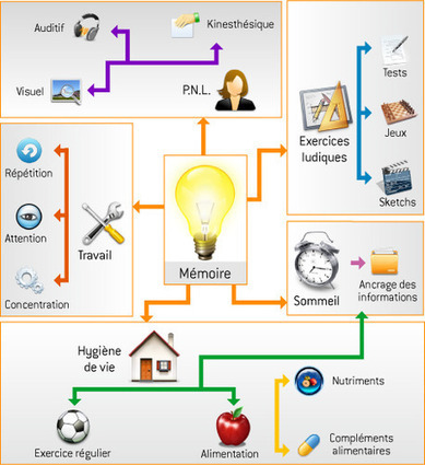 Mind mapping : définition et bénéfices - Ooreka | All about Visualization & Storytelling | Scoop.it