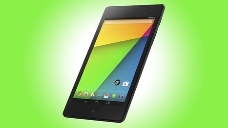 Google's new Nexus 7 only $229 starting July 30th | Mens Entertainment Guide | Scoop.it