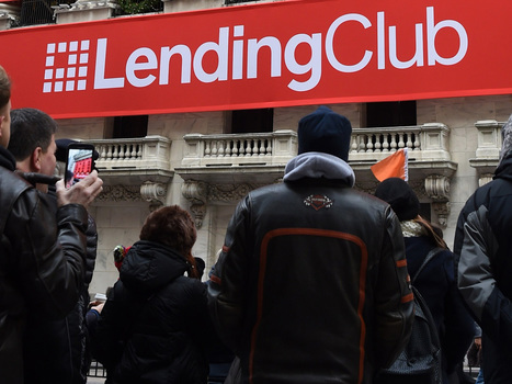 LendingClub Tumbles After Investors Suspend Debt Purchases | P2P and Social Lending: Global Trends | Scoop.it