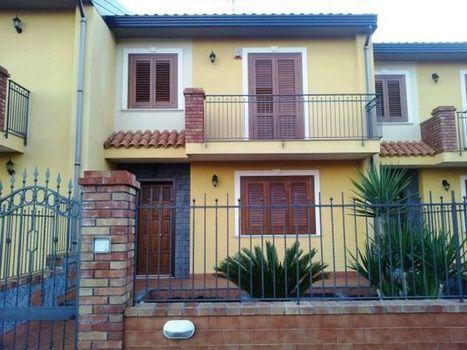 Villa A Schiera In Affitto Pedara Az Immobiliare   7 1369   Immobili In  Vendita