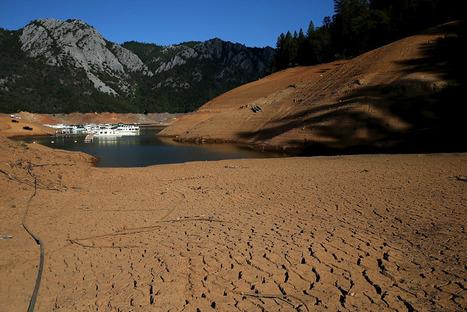 Dramatic Photos of California's Historic Drought | Interesting Photos | Scoop.it