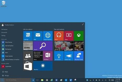 Testing Windows 10 on Surface 3: Perfect combo or buggy embuggerance? | BYOD in Business | Scoop.it