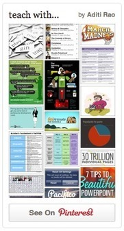 10 Ways to Use Pinterest in the Classroom | All  in Learning ;Todo en Formación | Scoop.it