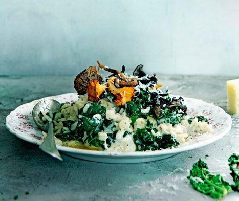 5da78b459ce risotto met cavolo nero en paddenstoelen