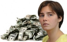 Amanda Knox Might Find It Hard To Settle | News From Stirring Trouble Internationally | Scoop.it