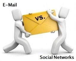 Email vs. Social Networks – Will Email Never Die? | Business 2 Community | A World Without eMail | Scoop.it