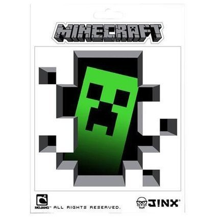 CREEPER In Best Toys For Kids Scoopit - Minecraft western hauser