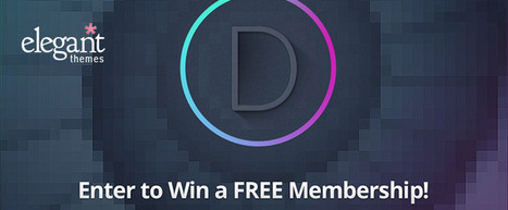 Elegant Themes Giveaway (3 FREE Developers License Membership) | Blogging Contests | Scoop.it