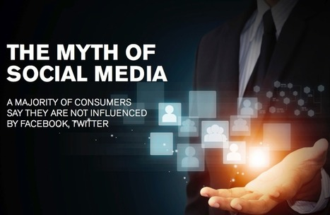 Survey: 62% Of Consumers Say Social Media Doesn't At All ... | Social Capital: Be Nice, Noteable & Networked | Scoop.it