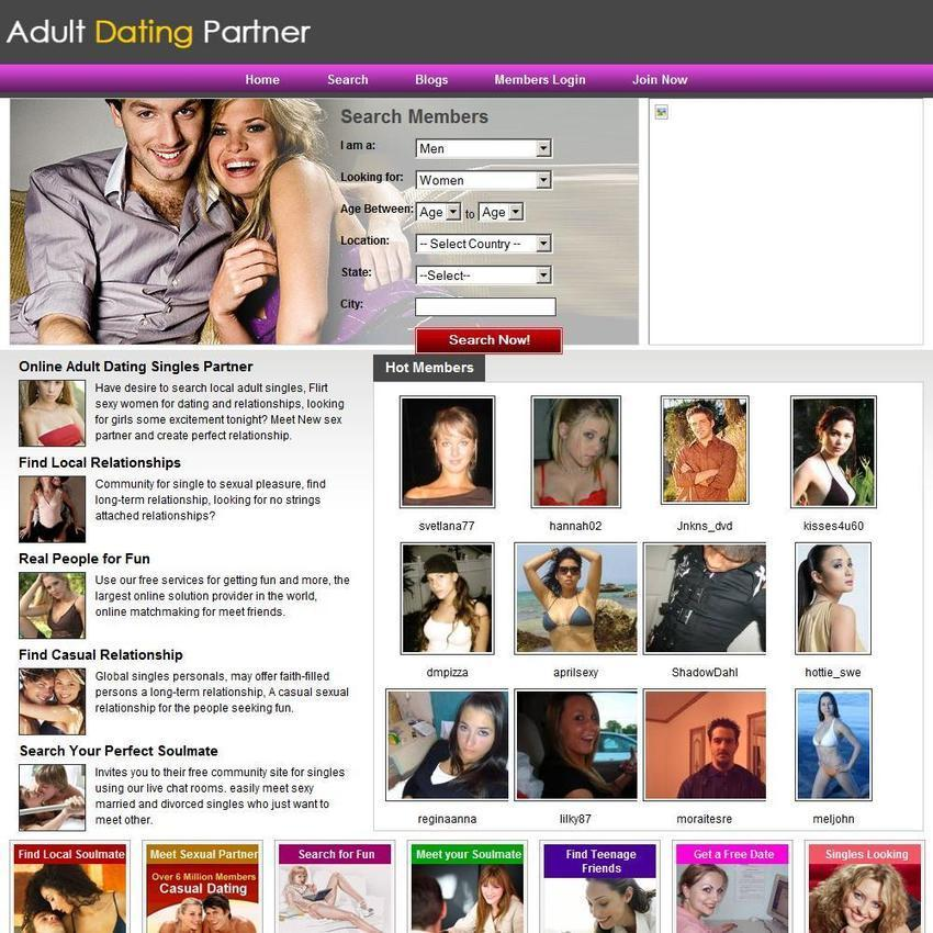 Meet free sex to partners sites