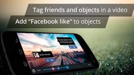 Clickberry Live Tagging Camera - Android App | Online Video Publishing : Tips & News | Scoop.it