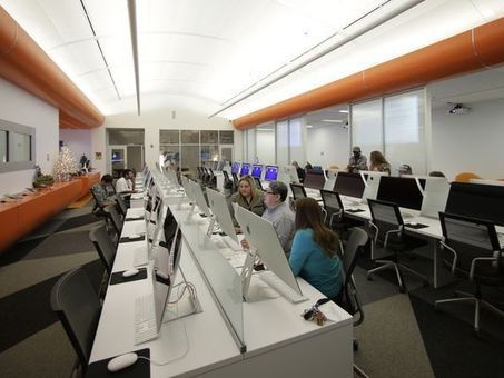 Imagining the library of the future - The News Journal | 21st Century Libraries | Scoop.it