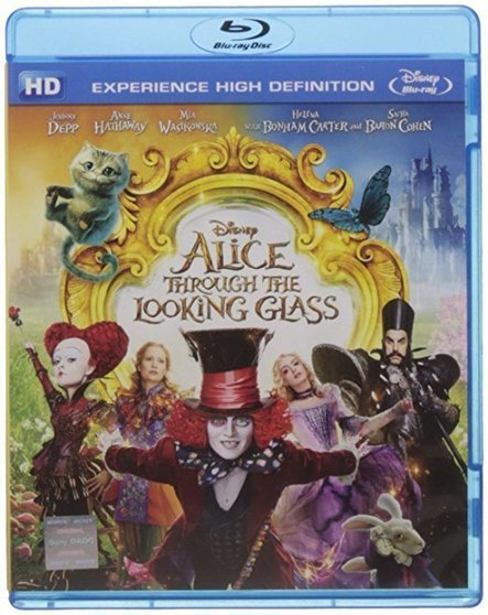 download Alice Through the Looking Glass (English) movie free 720p