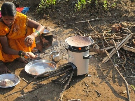 A Safer Stove For The Developing World, Created By Indian Student Entrepreneurs | The Rambling Epicure | Scoop.it