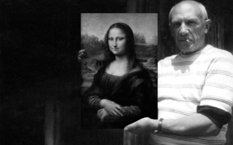 Did Picasso Try to Steal the Mona Lisa?   art   Scoop.it