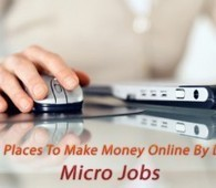Top 5 Places To Make Money Online By Doing Micro Jobs | Blogging Cage | Scoop.it