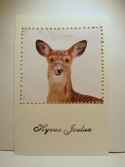 December 15th; a DIY Christmas card | Finland | Scoop.it