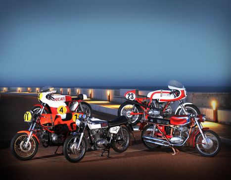 Ductalk | Ducati collection to be offered at RM's Monaco sale | Ductalk Ducati News | Scoop.it