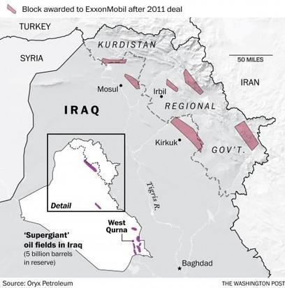 How Exxon, under Rex Tillerson, won Iraqi oil fields and nearly lost Iraq | AUSTERITY & OPPRESSION SUPPORTERS  VS THE PROGRESSION Of The REST OF US | Scoop.it