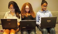 Why Are Girls Not Pursuing Computer Science Degrees? | Library Technology | Scoop.it