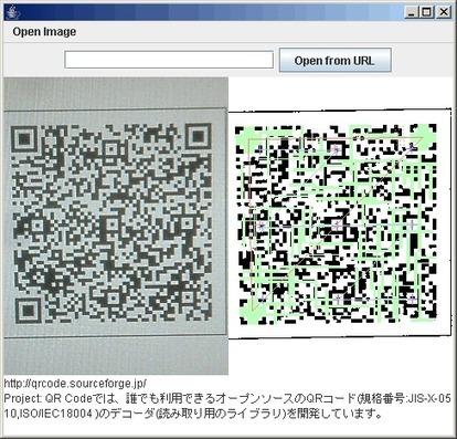 Qr codes in bonnes pratiques web page 2 scoop open source qr code library fandeluxe Images