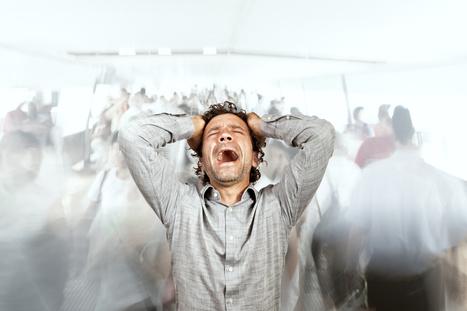 Comment le stress augmente le risque de crise cardiaque et d'AVC | Florilège | Scoop.it