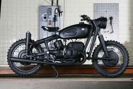 BMW R60 /2 by BLITZ MOTORCYCLES, HEY MAD MAX! TRY IT   BMW Classic   Scoop.it