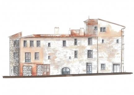 Un Fab Lab pour les touristes, quartier Saint-Jean, dans la maison Renaissance du Chamarier... | L'Etablisienne, un atelier pour créer, fabriquer, rénover, personnaliser... | Scoop.it