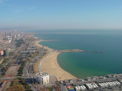 Baixa la contaminació per metalls pesants a la costa de Barcelona gràcies a les depuradores   #territori   Scoop.it