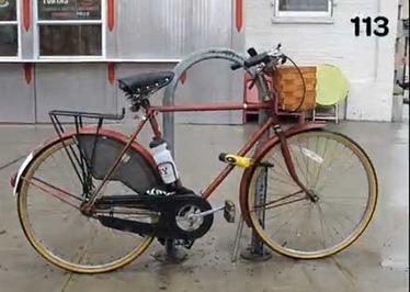自転車をロックして放置したらどうなるか?社会実験「LIFECYCLE: 365 days in the life of a bike in NYC 」: DesignWorks   Active Commuting   Scoop.it