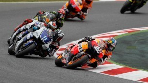 Pedrosa takes second at home race   MotoGP World   Scoop.it