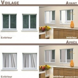 terrasse 3 solutions pour se cacher du vis a. Black Bedroom Furniture Sets. Home Design Ideas
