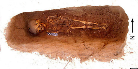 Earliest Victim Of Child Abuse Seen In Ancient Cemetery | Archaeology Updates | Scoop.it