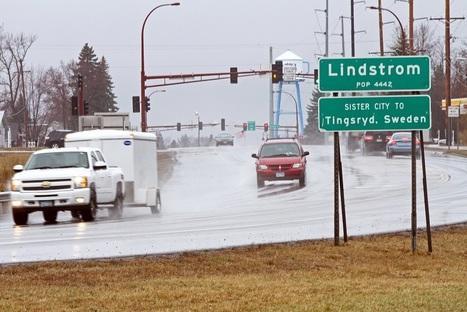 Lindström gets Swedish double-dot umlaut back | Geography Education | Scoop.it