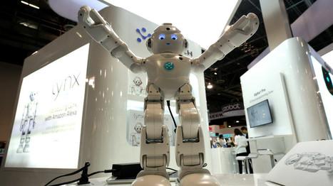 Un comité européen souhaite donner le statut de «personnes électroniques» aux robots | Une nouvelle civilisation de Robots | Scoop.it