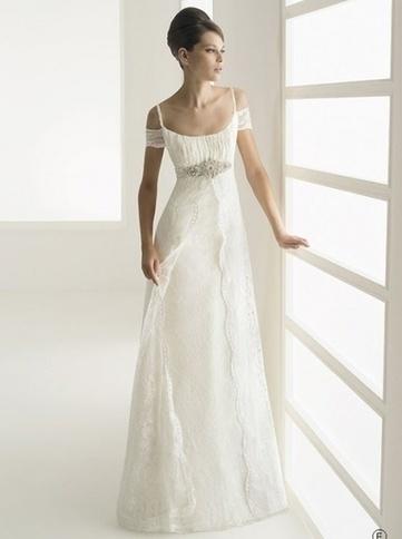 Robe de mariée SAL haute couture de Rosa...