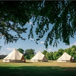 Ultimate Canvas Camping Bell Tents For Sale T
