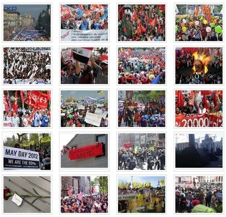 #WorldRevolution #MayDay #Globalstrike | 15.O-Unitedforglobalchange | Scoop.it