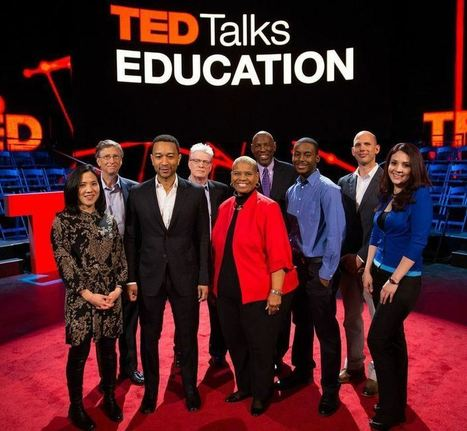 TED Talks Education speakers make playlists for you | TED Blog | Things that I found interesting | Scoop.it
