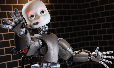 Meet the new generation of robots. They're almost human…   Une nouvelle civilisation de Robots   Scoop.it