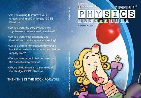 IGCSE Physics revision notes IGCSE Physics book IG' in Latest News