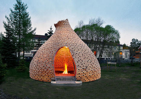 9 Of The World's Most Inventive Tiny Buildings | retail and design | Scoop.it
