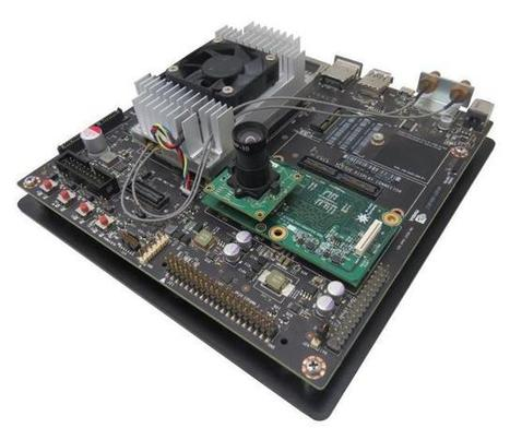 e-con Systems Launches e-CAM130_CUTX1 Ultra HD Camera for Nvidia Jetson TX1 Development Board | Embedded Systems News | Scoop.it