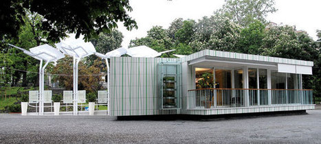 Technologies: The ventilated façade: freedom of design and energy conservation - Floornature   What Surrounds You   Scoop.it